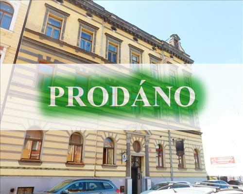 Komerční prostory, ul. Chelčického, České Budějovice