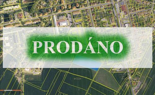Stavební pozemek, 7.838 m2, Vodňany, okr. Strakonice