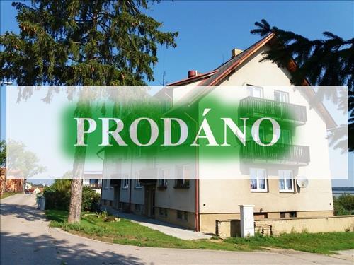 Byt 2+1 v os.vl., Žabovřesky, okr. České Budějovice
