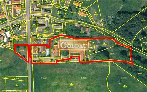 Penzion - ubytování (tři objekty), 5018 m2, Chlum u Třeboně - Žíteč, okr. Jindřichův Hradec (běžný prodej bez aukce)