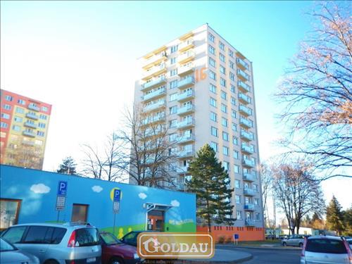 Byt 3+1, v os. vl., 66 m2, Kubatova ul., České Budějovice