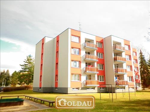 Byt 3+1, v os. vl., 72,10 m2, Plzeňská ul., České Budějovice