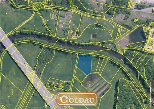 Pozemek, 3.600 m2, Žíšov - Veselí nad Lužnicí, okr. Tábor