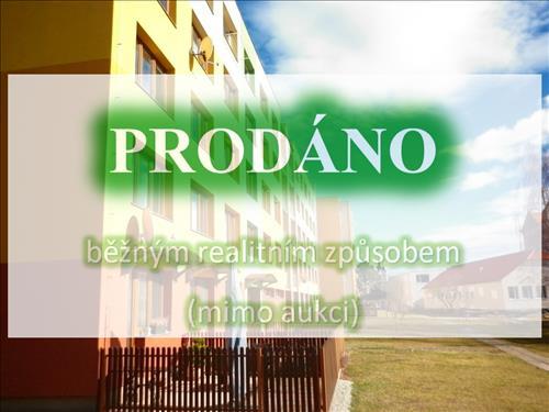 Byt 3+1,družstevní s možností převodu do os.vl., 73 m2, Netolice (běžný prodej bez aukce)