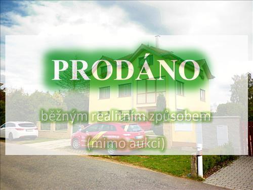 Dvougenerační rodinný dům s tepelným čerpadlem a bazénem, Chotýčany, okr. Č. Budějovice