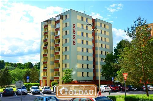 Byt 4+1 +podíl na nebytovém prostoru, osobní vlastnictví, 83,28 m2, Havanská ul., Tábor