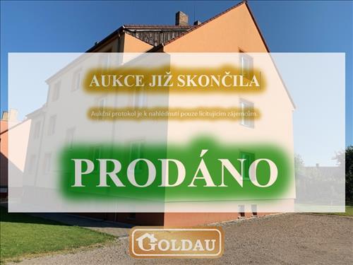 Byt 2+1, v os. vl., 59,62 m2, Bujanov, okr. Český Krumlov