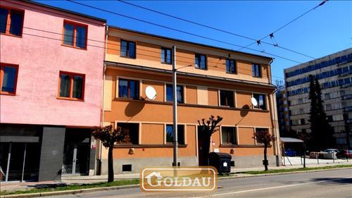 Byt 2+1 vč. balkonu a podílu na zahradě, osobní vlastnictví, 69 m2, Průmyslová ul., České Budějovice