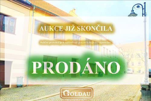 Dvougenerační rodinný dům, Zámecká ul., Jemnice, okres Třebíč