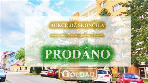 Zděný byt 4+kk + 2x lodžie, 81,46 m2, Lipenská ul., České Budějovice